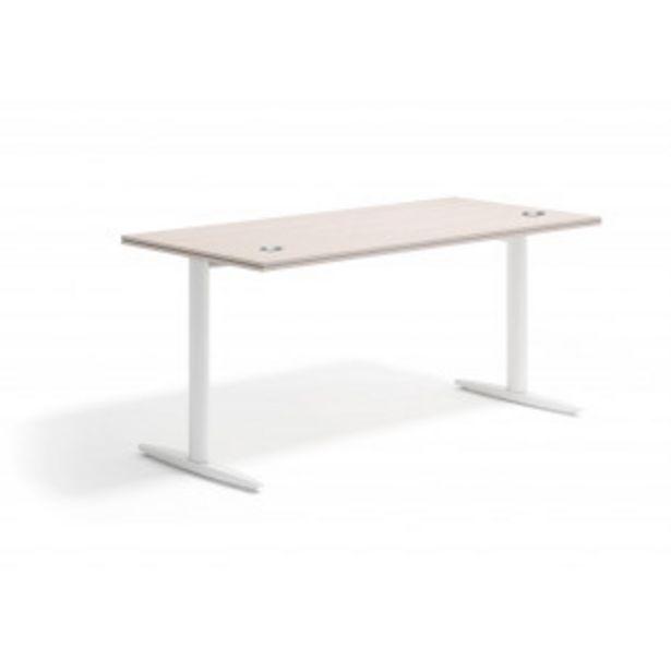 Oferta de Work due mesa blanco por 152,1€