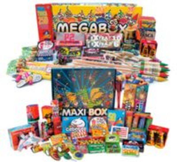 Oferta de MEGA OFERTA MAXI BOX por 146€