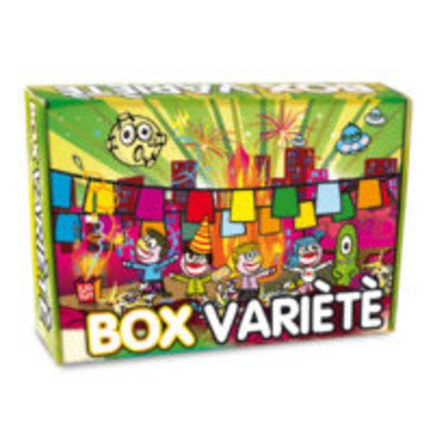 Oferta de BOX VARIÊTÊ por 35€