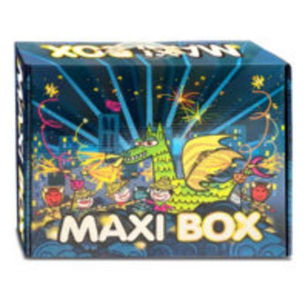 Oferta de MAXI BOX por 63€