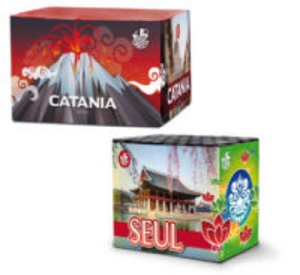 Oferta de OFERTA BATERIAS CATANIA Y SEUL por 135€