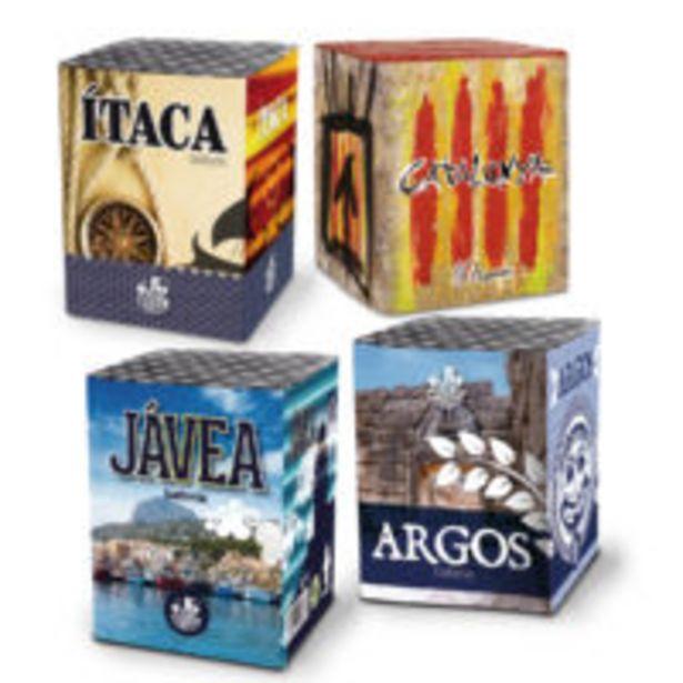 Oferta de BATERÍAS ÍTACA + CATALUÑA + JÁVEA + ARGOS por 60€
