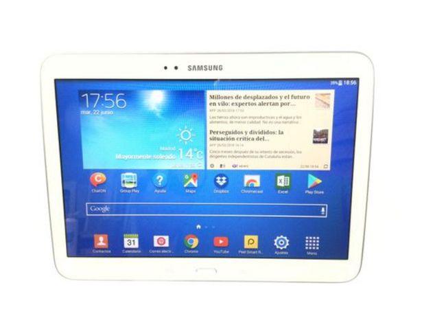 Oferta de Tablet pc samsung galaxy tab 3 10.1 16gb (p5210) por 81,95€