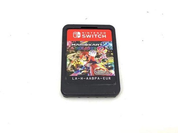 Oferta de Mario kart 8 deluxe n-switch por 31,95€