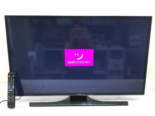 Oferta de Televisor led samsung ju6400 ue40ju6400 por 291,95€