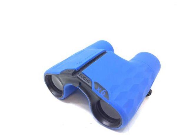 Oferta de Prismatico binocular quechua azul por 13,95€