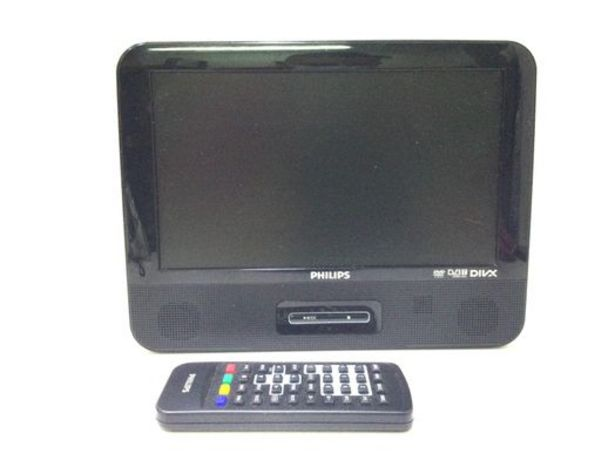 Oferta de Televisor lcd philips pd9003/12 por 36,95€