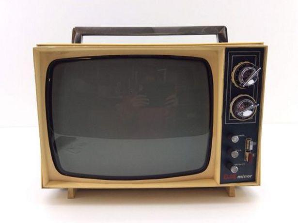 Oferta de Televisor crt elbe minor por 39,85€