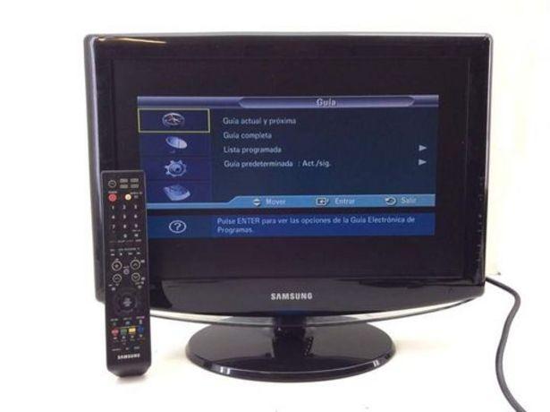 Oferta de Televisor lcd samsung le19r86bd por 91,94€
