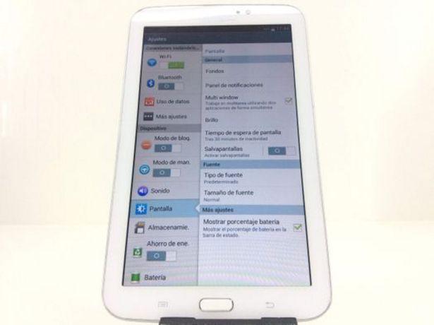 Oferta de Tablet pc samsung galaxy tab 3 7.0 8gb (t210) por 41,95€