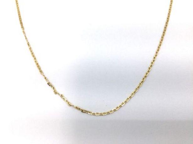 Oferta de Cadena oro primera ley (oro 18k) por 158,95€