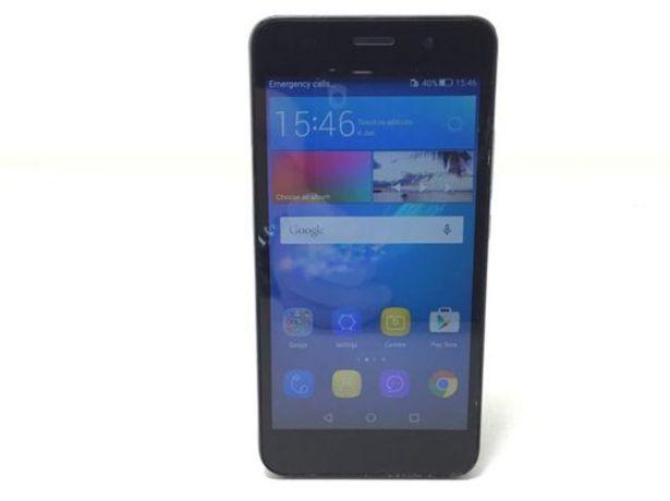 Oferta de Huawei y6 4g dual sim por 31,95€