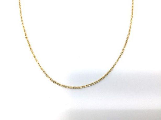 Oferta de Cadena oro primera ley (oro 18k) por 348,95€