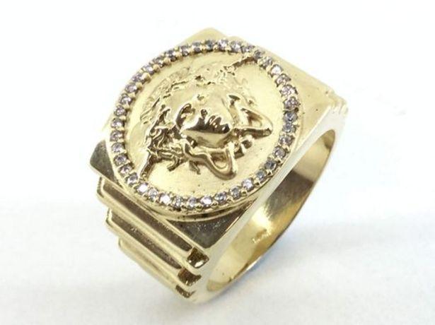 Oferta de Sello oro primera ley (oro 18k con piedra) por 825,95€