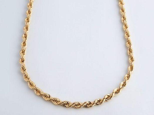 Oferta de Cadena oro primera ley (oro 18k) por 1468,95€