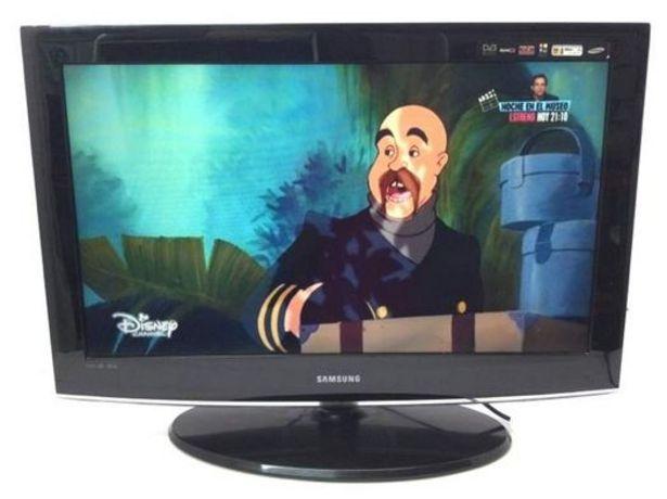 Oferta de Televisor lcd samsung 32a457 por 76,95€