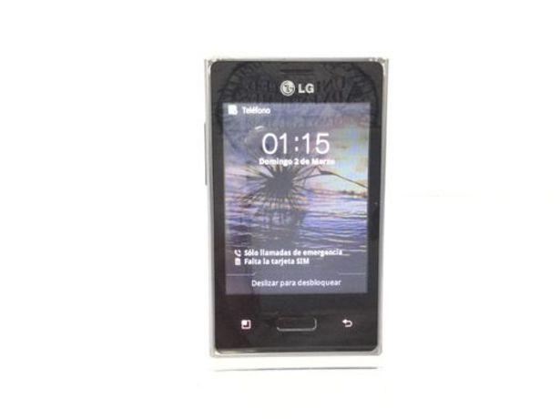 Oferta de Lg optimus l3 (e400) por 11,95€