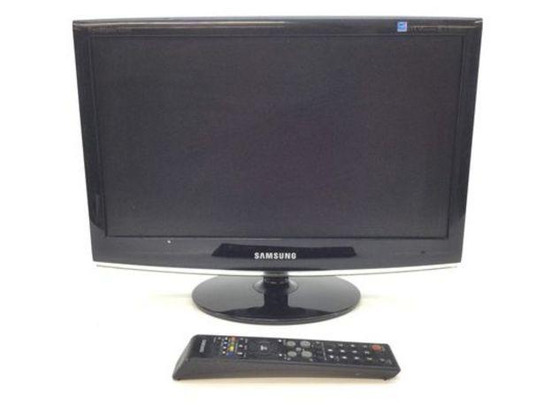 Oferta de Televisor lcd samsung ls19cfekf por 61,95€