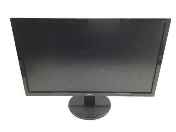 Oferta de Monitor led acer k242hl por 79,95€