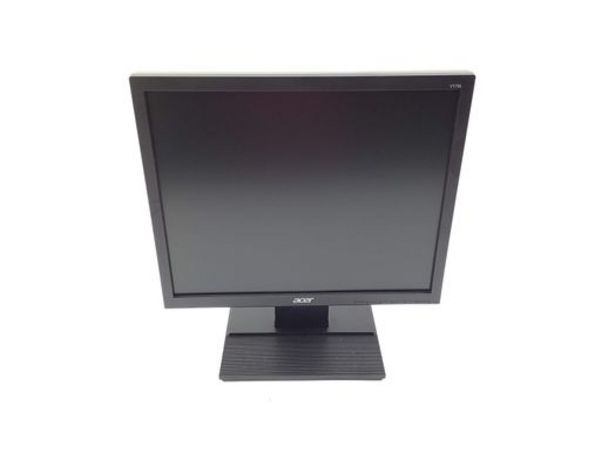 Oferta de Monitor tft acer v176l por 34,95€