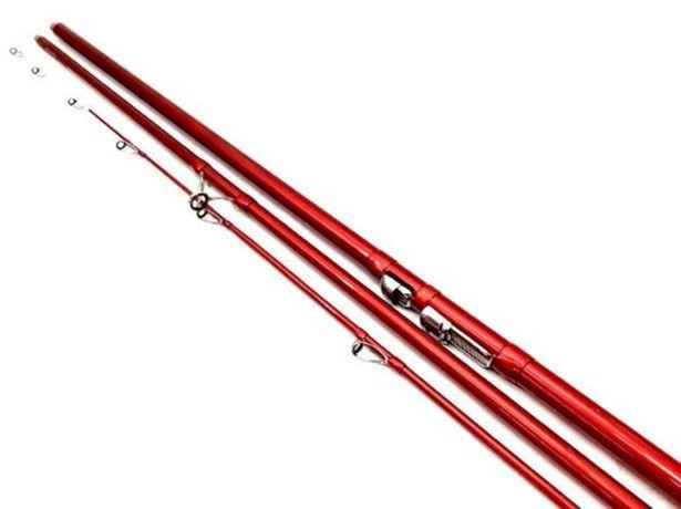 Oferta de Caña de pescar enchufable shimano power aero surf super sensitive 425xtr-b por 165,95€