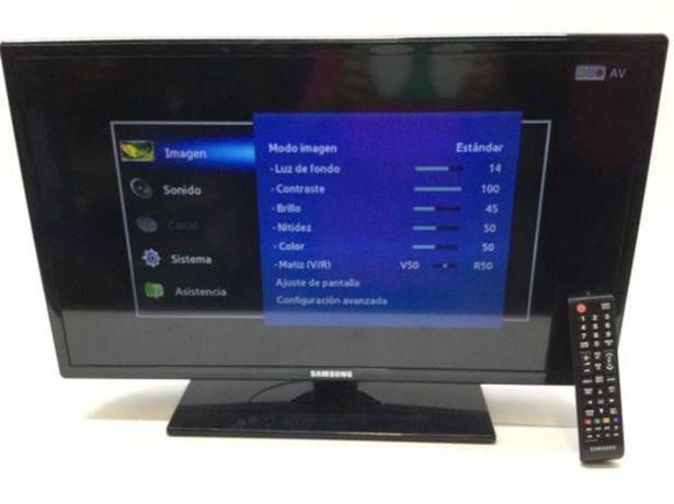 Oferta de Televisor lcd samsung ue26eh4000w por 85,95€