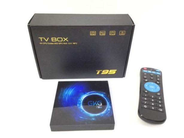 Oferta de Otros tv y  video gkg t95 android tv box 32gb t95 por 39,95€