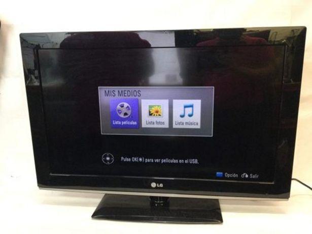 Oferta de Televisor lcd lg 32lk330lcd32 por 85,95€