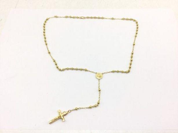 Oferta de Collar oro segunda ley (oro 14k) por 438,95€