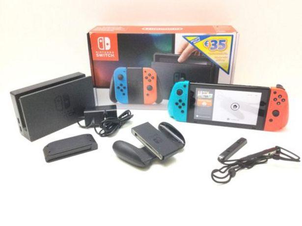 Oferta de Nintendo switch por 254,95€