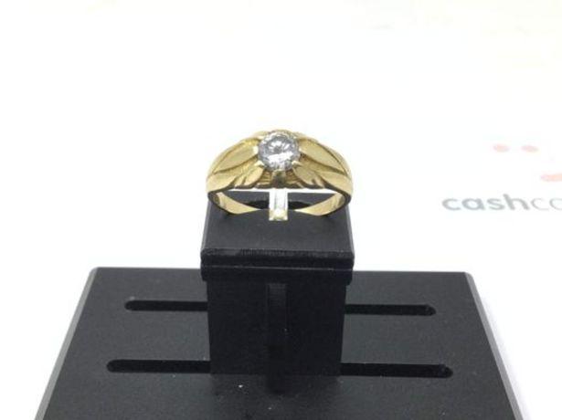 Oferta de Anillo oro primera ley (oro 18k con piedra) por 225,95€