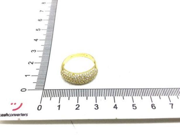 Oferta de Anillo oro primera ley (oro 18k) por 136,95€