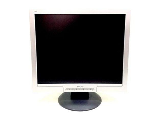 Oferta de Monitor tft philips 190s8 19 lcd por 23,95€