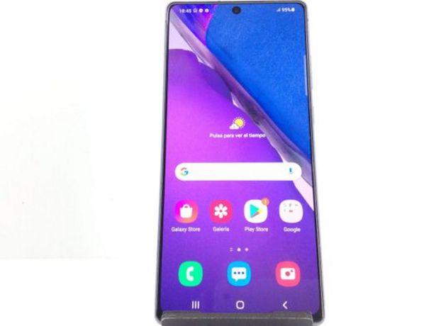 Oferta de Samsung galaxy note 20 256gb por 553,95€