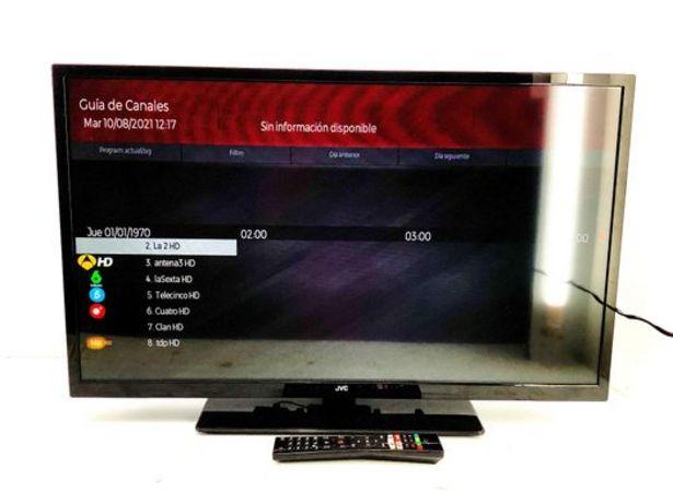 Oferta de Televisor led jvc lt-32vh52m por 155,95€