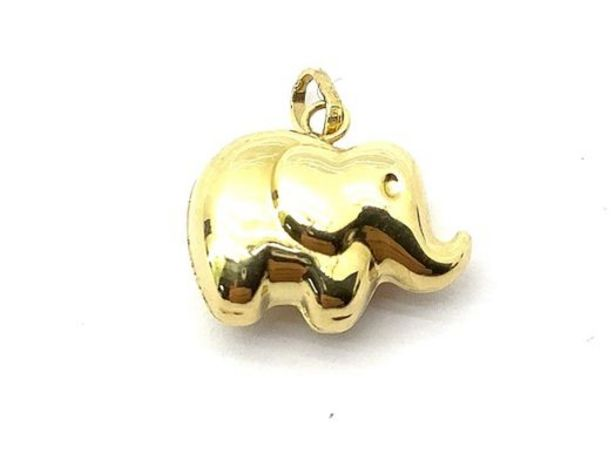 Oferta de Colgante oro primera ley (oro 18k) por 64,95€