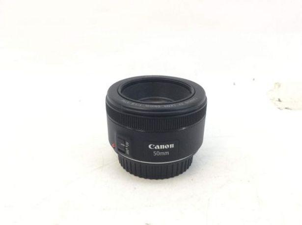Oferta de Objetivo canon canon ef 50mm f1.8 stm por 95,95€