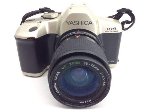 Oferta de Camara vintage yashica 109 por 42,95€