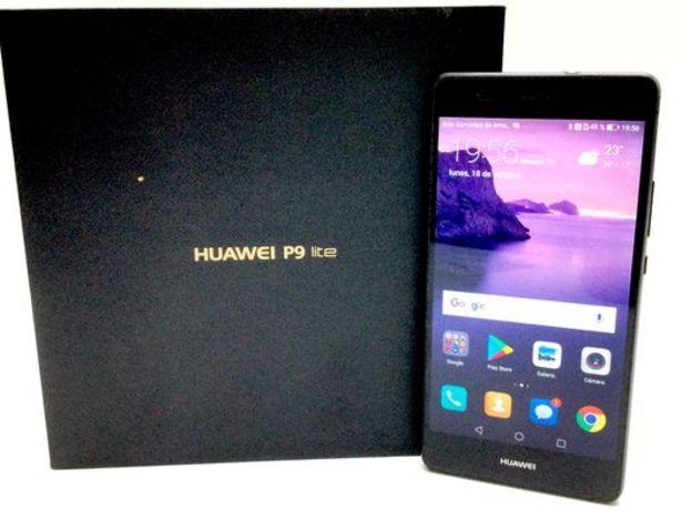 Oferta de Huawei p9 lite por 103,95€