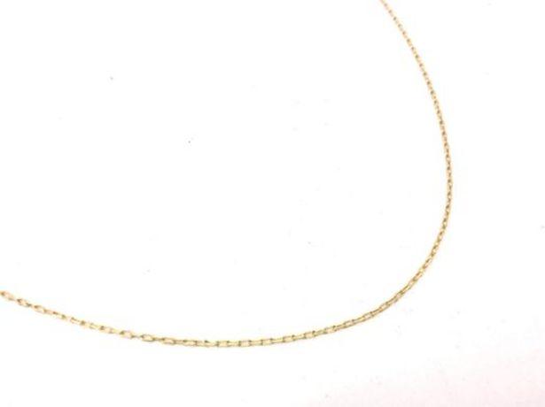 Oferta de Cadena oro primera ley (oro 18k) por 168,95€