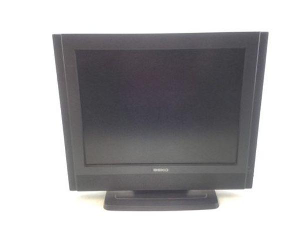 Oferta de Televisor lcd beko bkl-15lw-l05b por 35,95€