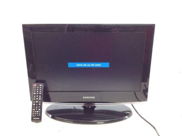 Oferta de Televisor lcd samsung le22b450c4w por 61,95€
