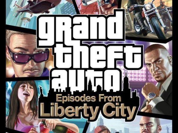 Oferta de Grand theft auto episodes from liberty city x360 por 6,95€