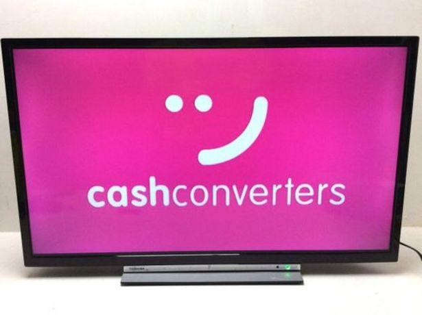 Oferta de Televisor led toshiba 32w3863dg por 211,95€