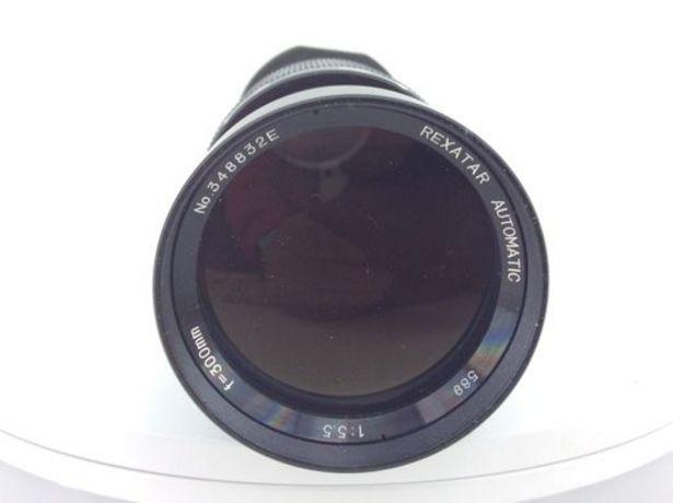 Oferta de Objetivo vintage rexatar 300mm por 18,95€
