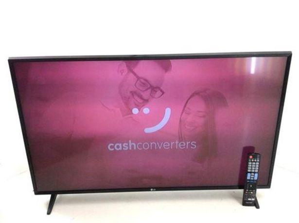 Oferta de Televisor led lg lj594v 43lj594v por 291,95€
