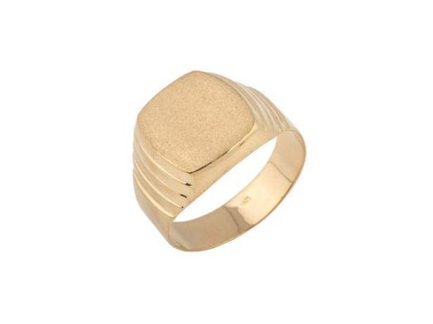 Oferta de Sello oro primera ley (oro 18k) por 221,95€