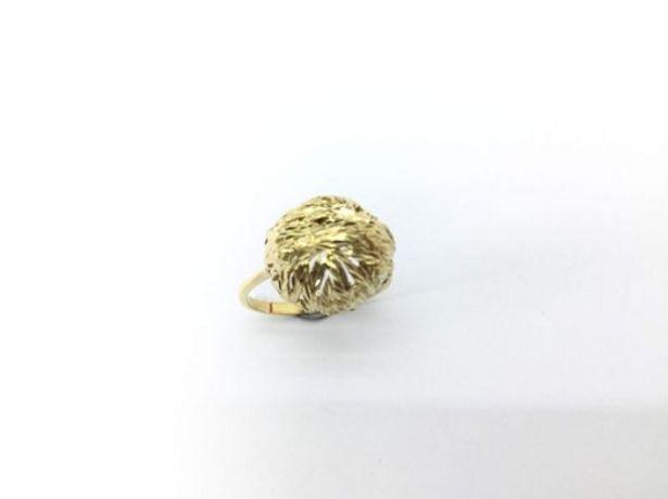 Oferta de Anillo oro primera ley (oro 18k) por 241,95€
