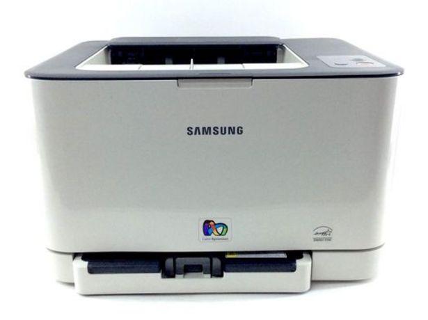 Oferta de Impresora laser samsung clp-320 por 73,95€