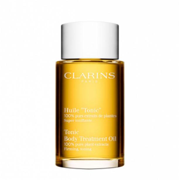 Oferta de CLARINS - Huile Tonic Body Treatment Oil por 34,94€